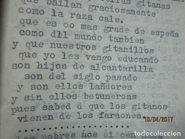 Militaria: LIBRO ORIGINAL INEDITO CARLOS HERRERO PROGRAMA DE RELIGION, DETERIORADO - Foto 3 - 189603560