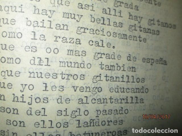 Militaria: LIBRO ORIGINAL INEDITO CARLOS HERRERO PROGRAMA DE RELIGION, DETERIORADO - Foto 6 - 189603560