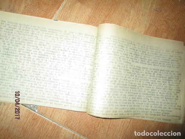 Militaria: LIBRO ORIGINAL INEDITO CARLOS HERRERO PROGRAMA DE RELIGION, DETERIORADO - Foto 11 - 189603560