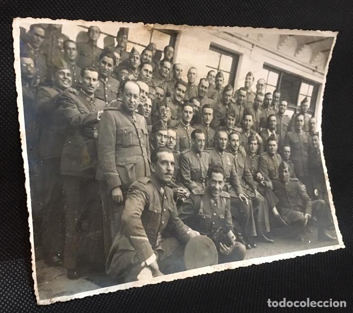 Militaria: Fotografía de Alfonso XIII militar - Foto 2 - 189976417