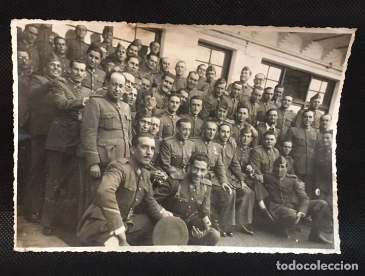 FOTOGRAFÍA DE ALFONSO XIII MILITAR (Militar - Fotografía Militar - Otros)