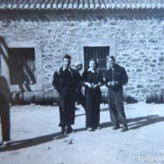 Militaria: FOTOGRAFÍA SOLDADOS DEL EJÉRCITO POPULAR DE LA REPÚBLICA. SIERRA DE MADRID. Lote 190017968