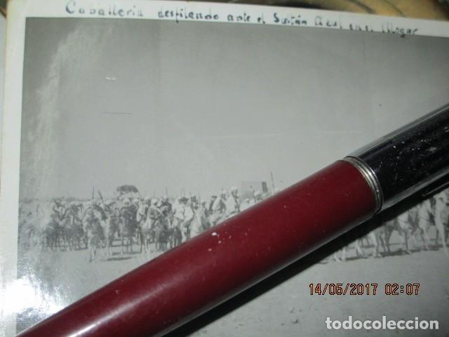 Militaria: SULTAN AZUL LEGION DE MELILLA TABOR CORRIENDO POLVORA CELEBRACION FIN GUERRA CIVIL 1939 - Foto 6 - 126316063