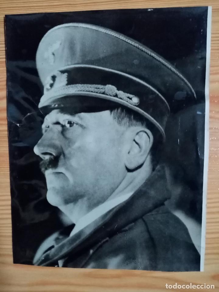 FOTO ADOLF HITLER (Militar - Fotografía Militar - II Guerra Mundial)