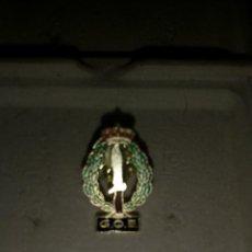 Militaria: PIN G.O.E. Lote 190773820