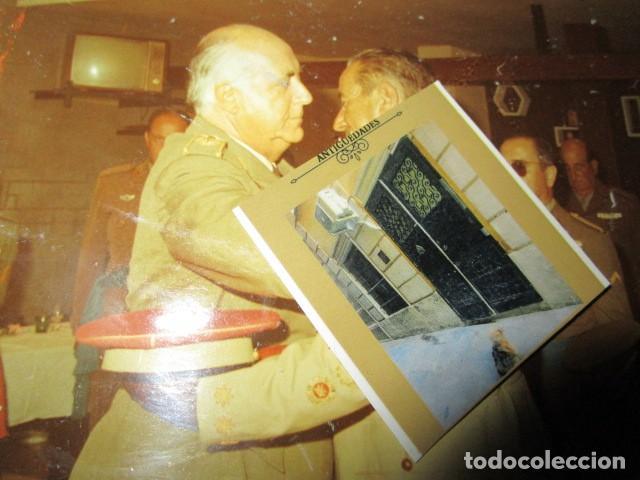 J. LAMAS OFICIAL EXCOMBATIENTE GUERRA CIVIL ALTO MANDO DE MELILLA IMPOSICION DE MEDALLA (Militar - Fotografía Militar - Otros)