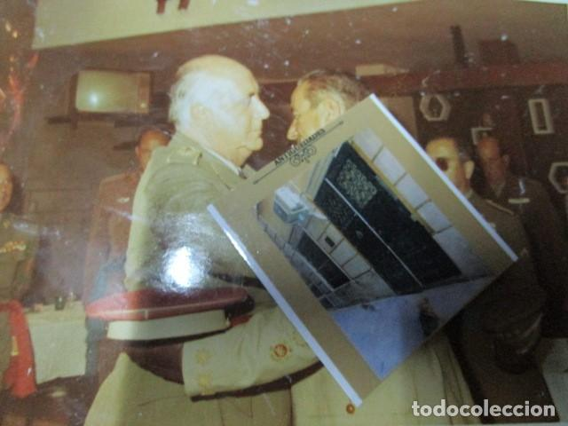 Militaria: J. LAMAS OFICIAL EXCOMBATIENTE GUERRA CIVIL ALTO MANDO DE MELILLA IMPOSICION DE MEDALLA - Foto 2 - 151181046