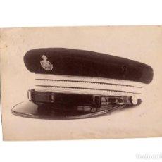 Militaria: FOTOGRAFÍA MUESTRA GORRA TIENDA VICENTE RODRIGUEZ. MADRID.. Lote 191106015