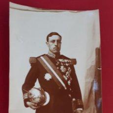 Militaria: FOTOGRAFIA FOTO ALBUMINA MILITAR ORIGINAL , FM7. Lote 191179285