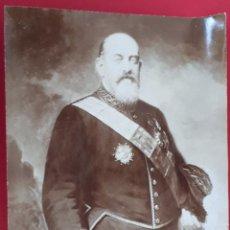 Militaria: FOTOGRAFIA FOTO ALBUMINA MILITAR ORIGINAL , FM7. Lote 191180173