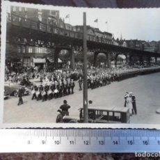 Militaria: FOTO DESFILE DE LA KRIEGSMARINE ANTE AUTORIDADES III REICH. Lote 191286123