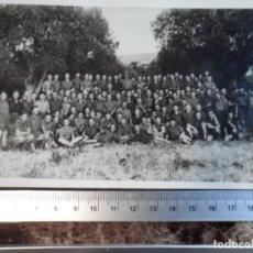 Militaria: FOTO 4 COMPAÑA AFRIKA KORPS SICILIA 1943. Lote 191286680