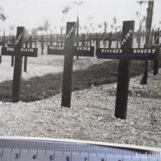 Militaria: CEMENTERIO ALEMAN. Lote 191292660