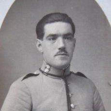 Militaria: FOTOGRAFÍA GUARDIA CIVIL. ALFONSO XIII. Lote 191388397