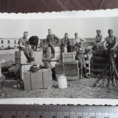 Militaria: SOLDADOS WEHRMACHT KAR 98. Lote 191832023