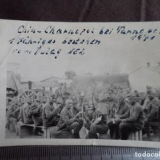 Militaria: SOLDADOS WEHRMACHT BEBIENDO CERVEZA 1941. Lote 191832178