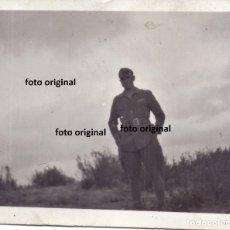 Militaria: OFICIAL CTV ITALIANO FRENTE ARAGON 1937 PLENA GUERRA CIVIL. Lote 191901745