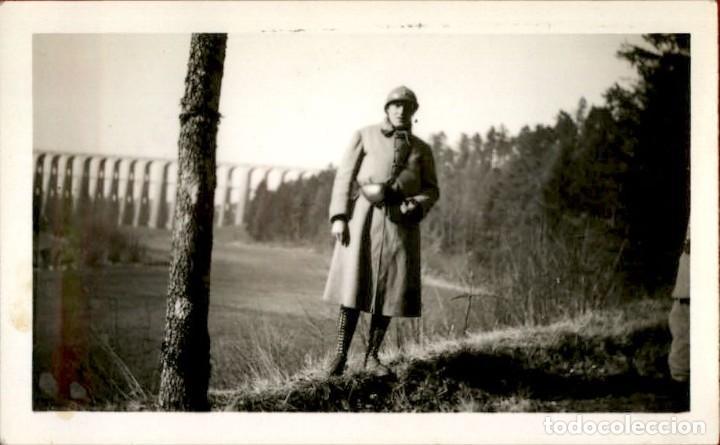 ORIGINAL - SOLDADOS FRANCESES CABALLERÍA A EXPERTIZAR - I GUERRA MUNDIAL - 12 X 7 CMS (Militar - Fotografía Militar - I Guerra Mundial)