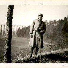 Militaria: ORIGINAL - SOLDADOS FRANCESES CABALLERÍA A EXPERTIZAR - I GUERRA MUNDIAL - 12 X 7 CMS. Lote 191991866