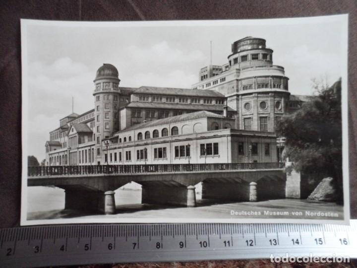 POSTAL MUNICH MUSEO (Militar - Fotografía Militar - I Guerra Mundial)