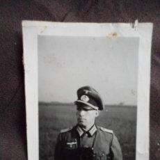 Militaria: OFICIAL WEHRMACHT CON PRISMATICOS. Lote 191994335