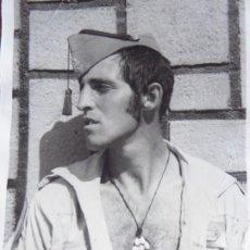 Militaria: FOTOGRAFÍA CABO LEGIONARIO. TERCIO 4º SAHARIANO . Lote 192087346