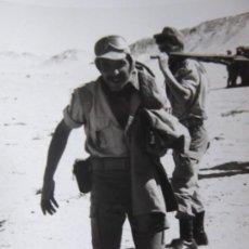 Militaria: FOTOGRAFÍA LEGIONARIOS. TERCIO 4º SAHARIANO. Lote 192088916