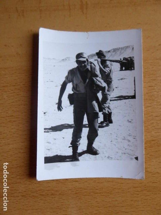 Militaria: Fotografía legionarios. Tercio 4º sahariano - Foto 2 - 192088916