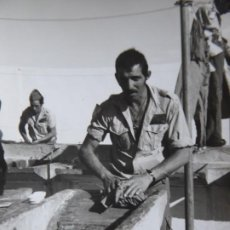 Militaria: FOTOGRAFÍA CABO LEGIONARIO. TERCIO 4º SAHARIANO. Lote 192089590