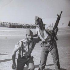 Militaria: FOTOGRAFÍA LEGIONARIOS. TERCIO 4º SAHARIANO. Lote 192090176
