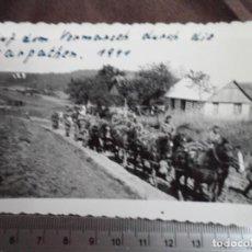 Militaria: SOLDADOS WEHRMACHT A CABALLO 1941. Lote 192167803