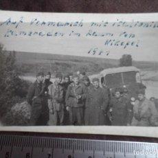 Militaria: SOLDADOS WEHRMACHT E ITALIANOS 1941. Lote 192217265