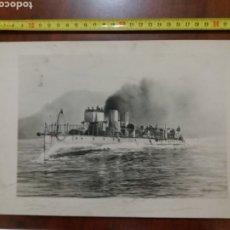 Militaria: TORPEDERO DE 180 TONELADAS.. Lote 192391802