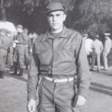 Militaria: FOTOGRAFÍA SOLDADO INFANTERÍA DE MARINA.. Lote 192678406