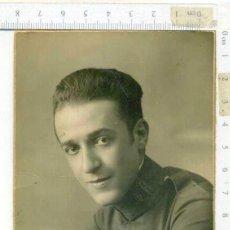 Militaria: FOTOGRAFIA SOLDADOS MUSICO REGIMIENTO Nº 6,. EPOCA DE ALFONSO XIII. Lote 192746412