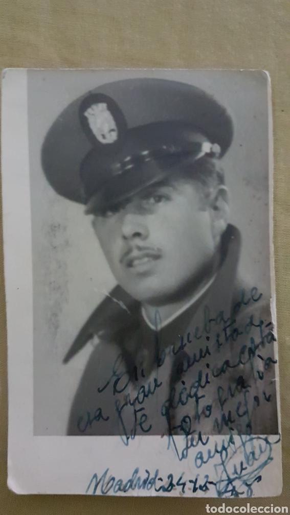 FOTOGRAFÍA POLICIA ARMADA MADRID 1948 W (Militar - Fotografía Militar - Otros)
