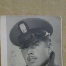 Militaria: FOTOGRAFÍA POLICIA ARMADA MADRID 1948 W. Lote 192798292