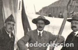 Militaria: BOY SCOUTS,EXPLORADORES DE BARCELONA,FOTOGRAFIA ORIGINAL POSIBLEMENTE BADEN POWELL,AÑO 20 CAMPAMENTO - Foto 10 - 192817231