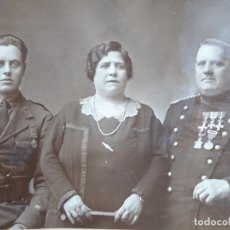 Militaria: FOTOGRAFÍA CAPITÁN GUARDIA CIVIL.. Lote 193437052
