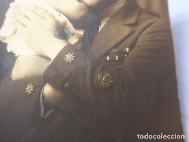 Militaria: * Lote 6 fotografias de regulares de misma familia. ZX - Foto 3 - 194094067