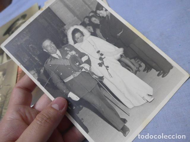 Militaria: * Lote 6 fotografias de regulares de misma familia. ZX - Foto 5 - 194094067