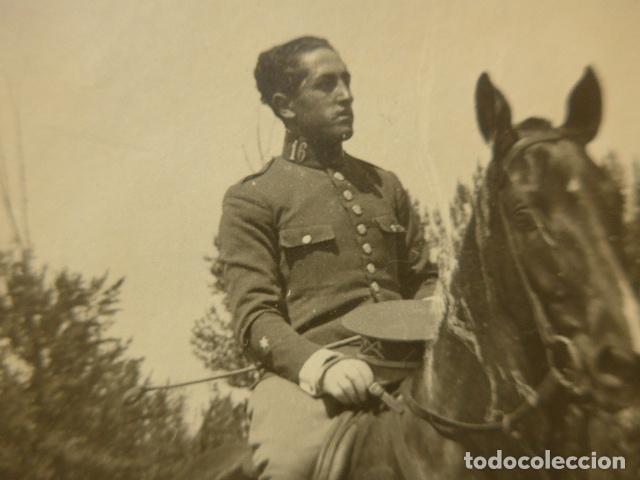 Militaria: * Lote 6 fotografias de regulares de misma familia. ZX - Foto 9 - 194094067