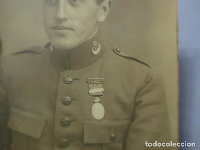 Militaria: * Lote 6 fotografias de regulares de misma familia. ZX - Foto 12 - 194094067
