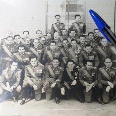 Militaria: DIVISIÓN AZUL. FOTO DE VETERANOS.. Lote 194151535