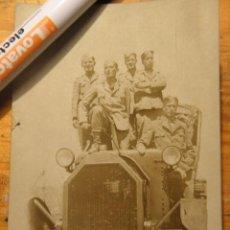 Militaria: SOLDADOS ITALIANOS AFRICA ORIENTAL. Lote 194173302
