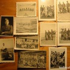 Militaria: SOLDADOS ITALIANOS AÑOS 30. Lote 194173505