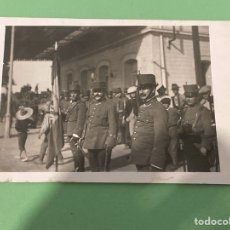 Militaria: FOTO POSTAL MILITARES ESPAÑOLES. OFICIALES. GUERRA DE ÁFRICA. AÑOS 1920.. Lote 194244892