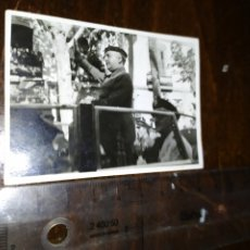 Militaria: FOTOGRAFÍA ORIGINAL FRANCO EN ALMERÍA, 1943. Lote 194279627