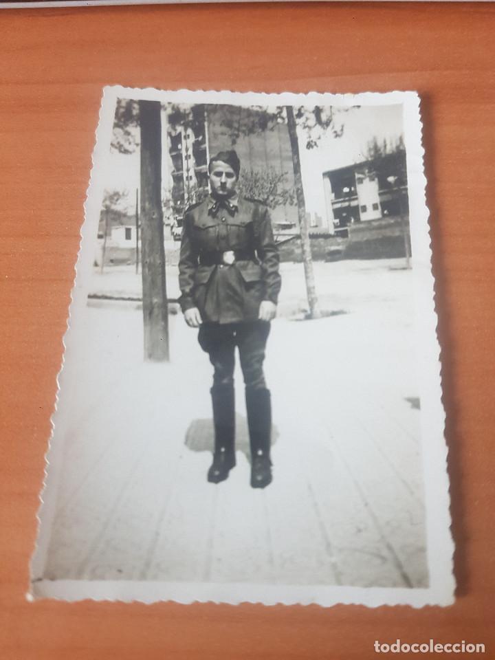 FOTOGRAFIA MILITAR (Militar - Fotografía Militar - Guerra Civil Española)