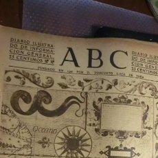 Militaria: ABC 11 DE OCTUBRE DE 1942..GUERRA MUNDIAL.. Lote 194514302
